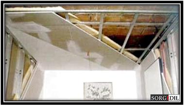 SORGEDIL - Soluzioni per lisolamento acustico del soffitto di casa ...